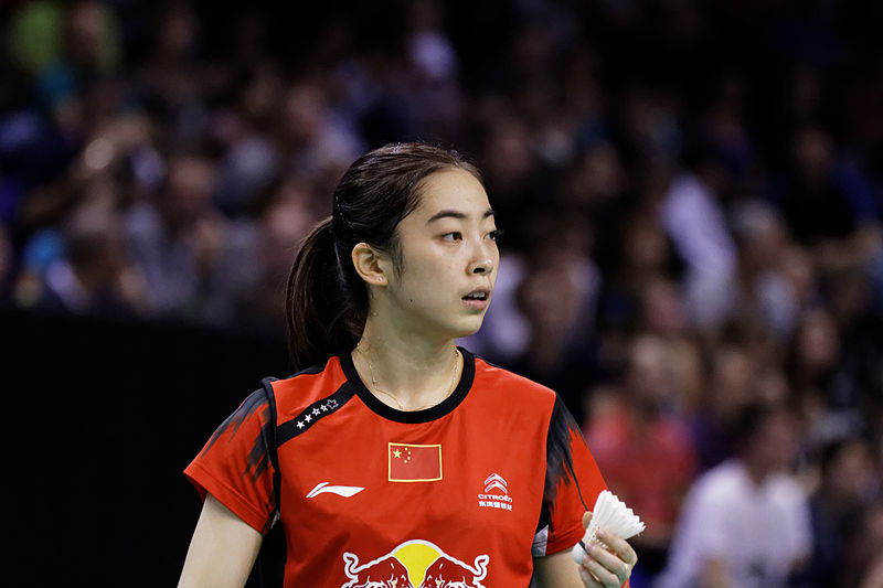 TOP 10 FEMALE BADMINTON PLAYERS