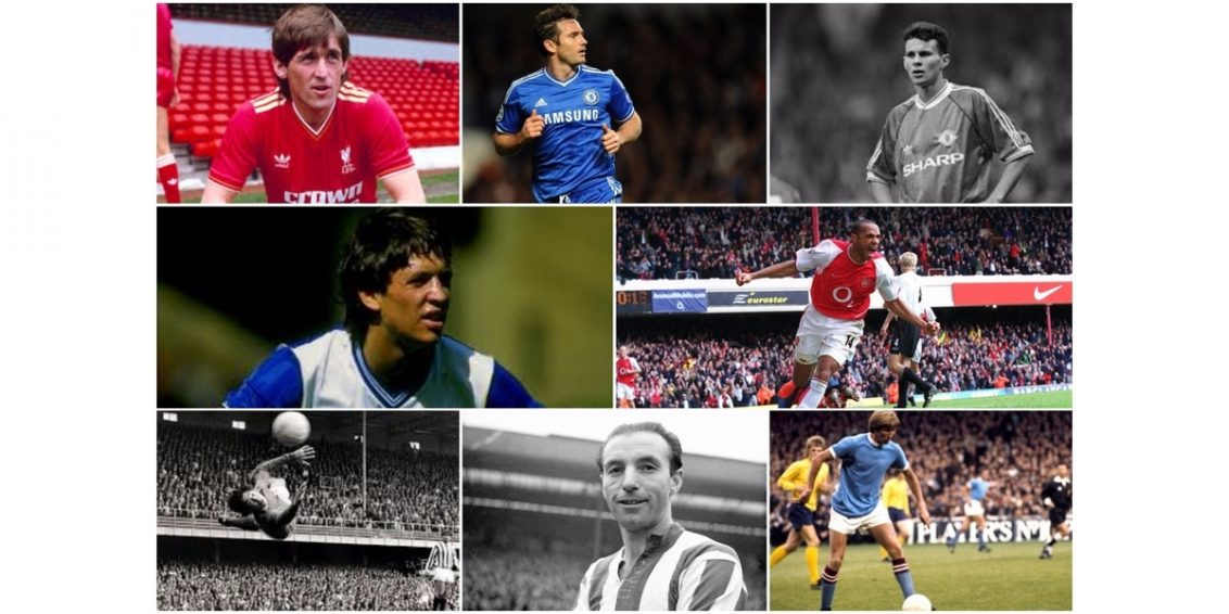 greatest players ever of all Premier League clubs