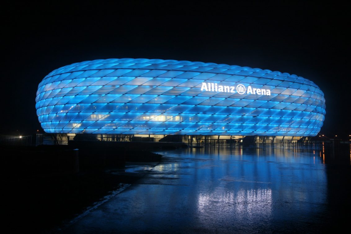 Most Iconic Football Stadiums