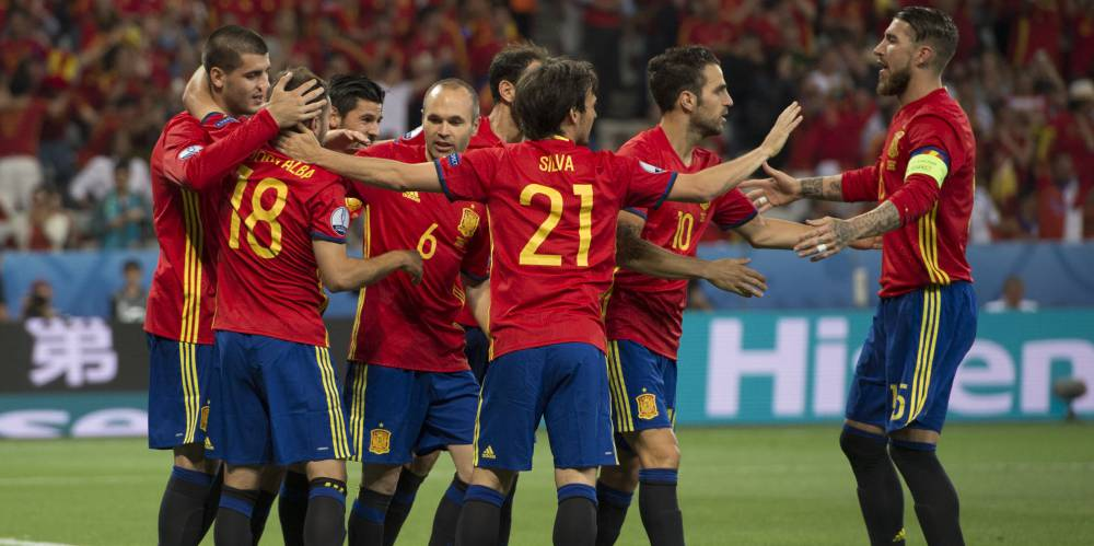 Image result for spain players