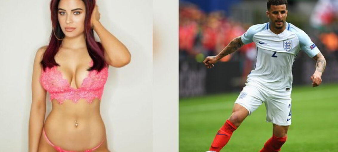 hottest footballers wags