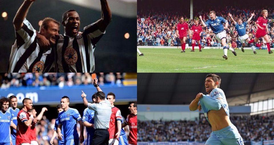 bbest Premier League matches ever.