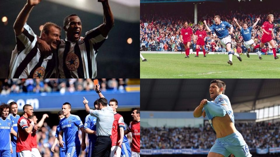 bbest Premier League matches ever.