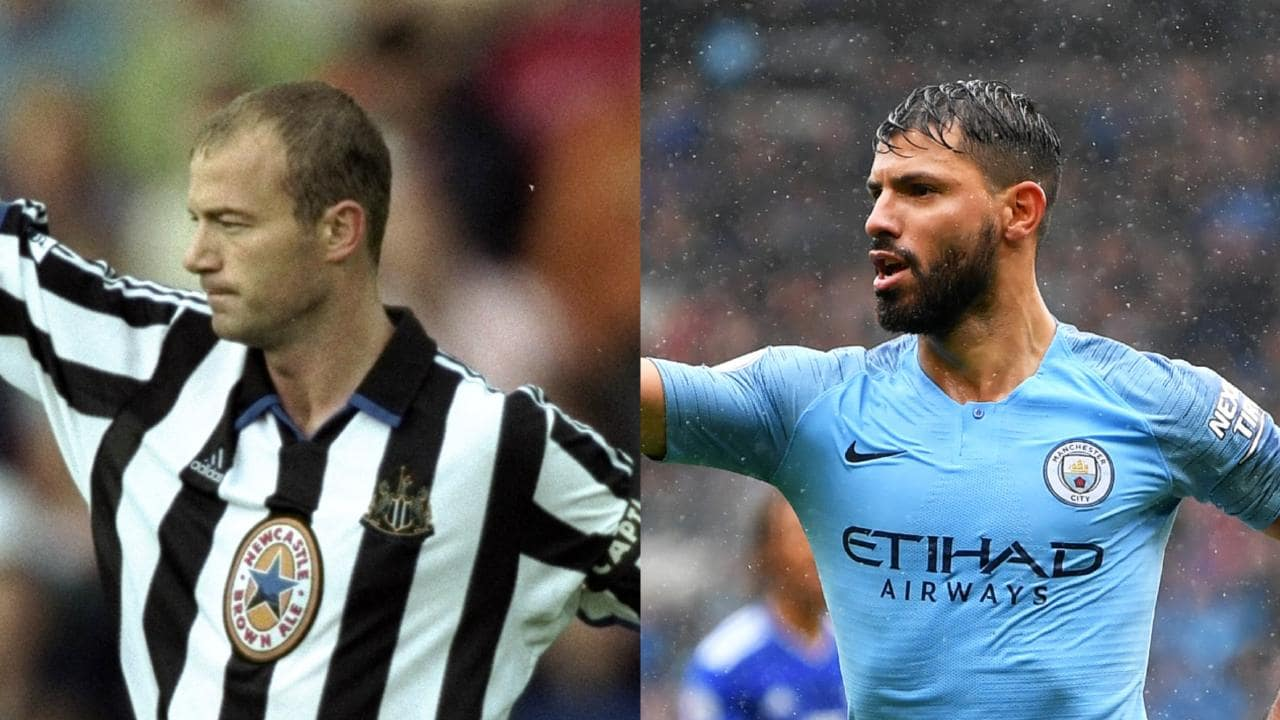 Best Strikers In The Premier League History