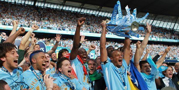 Premier League's title chase