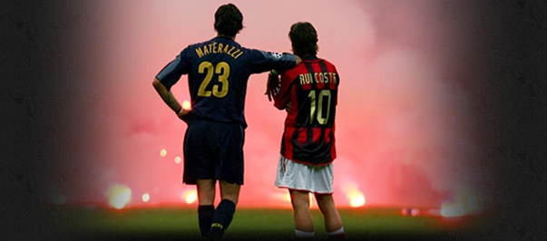 biggest rivalries in Italian football