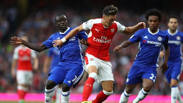 best Arsenal vs Chelsea matches