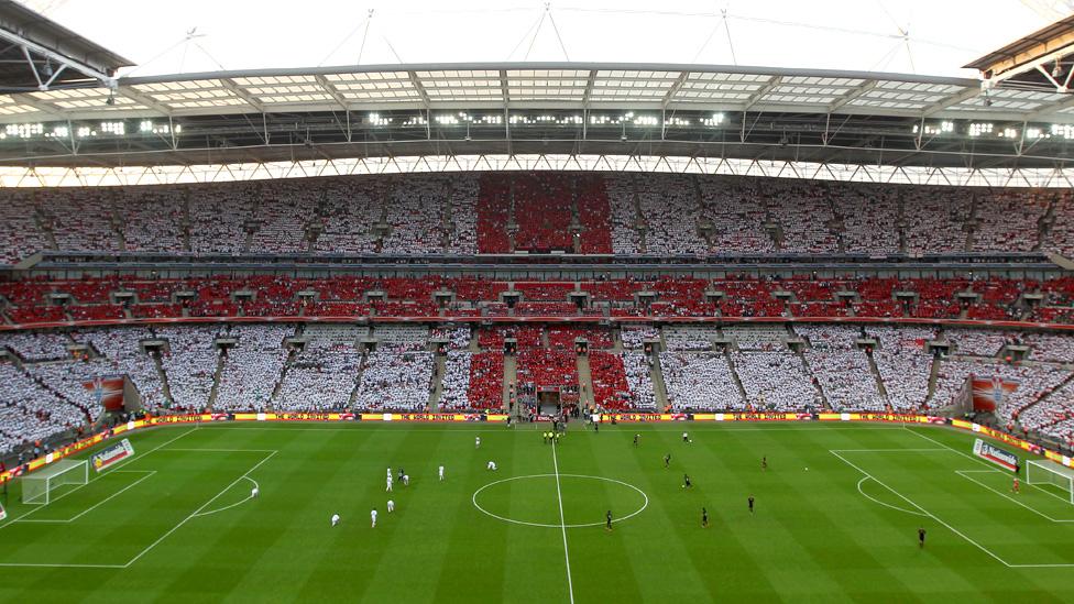 biggest stadiums in the UK
