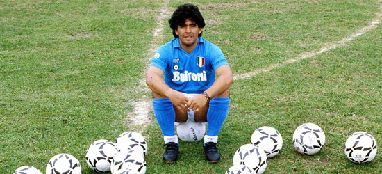 greatest Napoli players ever
