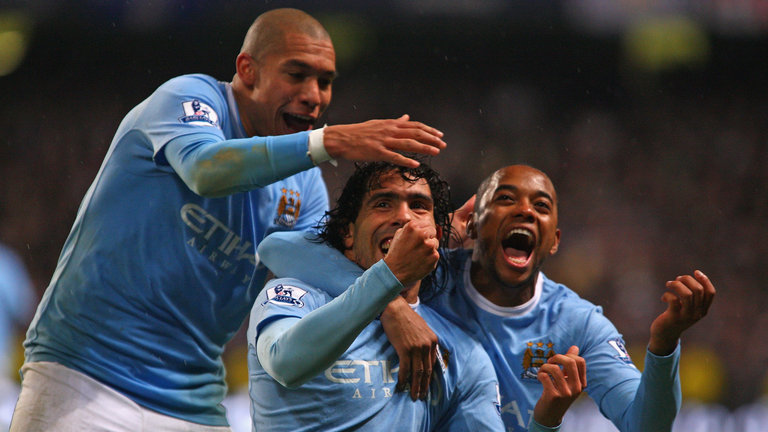 Manchester City Signings Under Sheikh Mansour