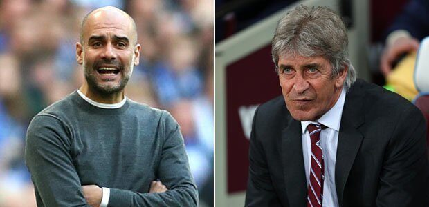 greatest Manchester City managers ever