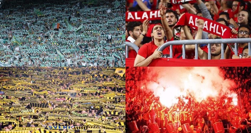 most passionate fan bases in world football
