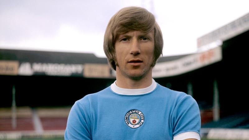 Manchester City Legends : Colin Bell