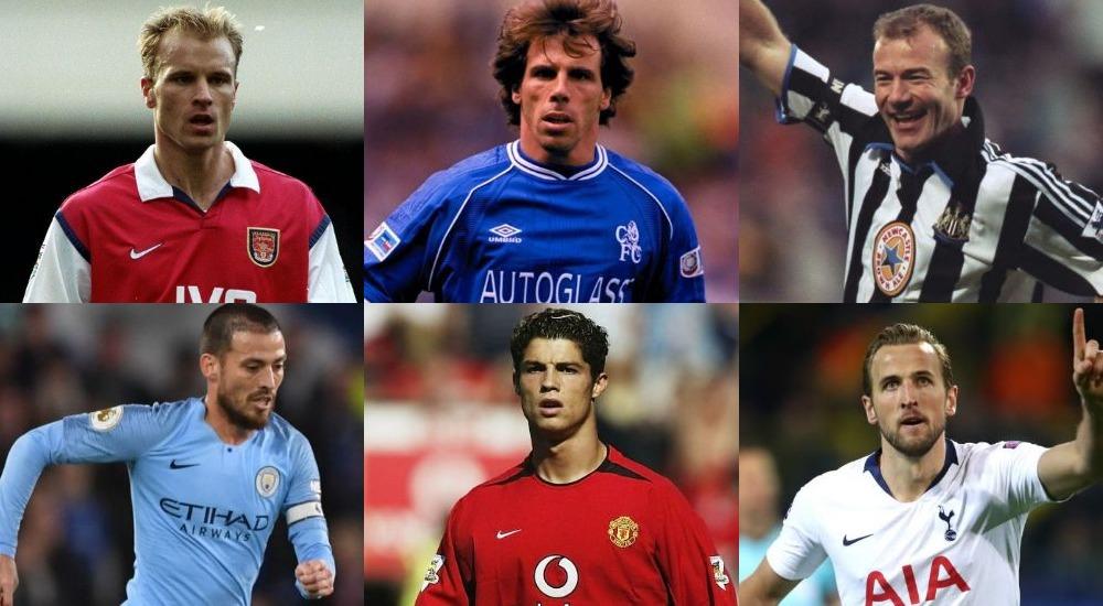 Greatest Premier League Players Ever