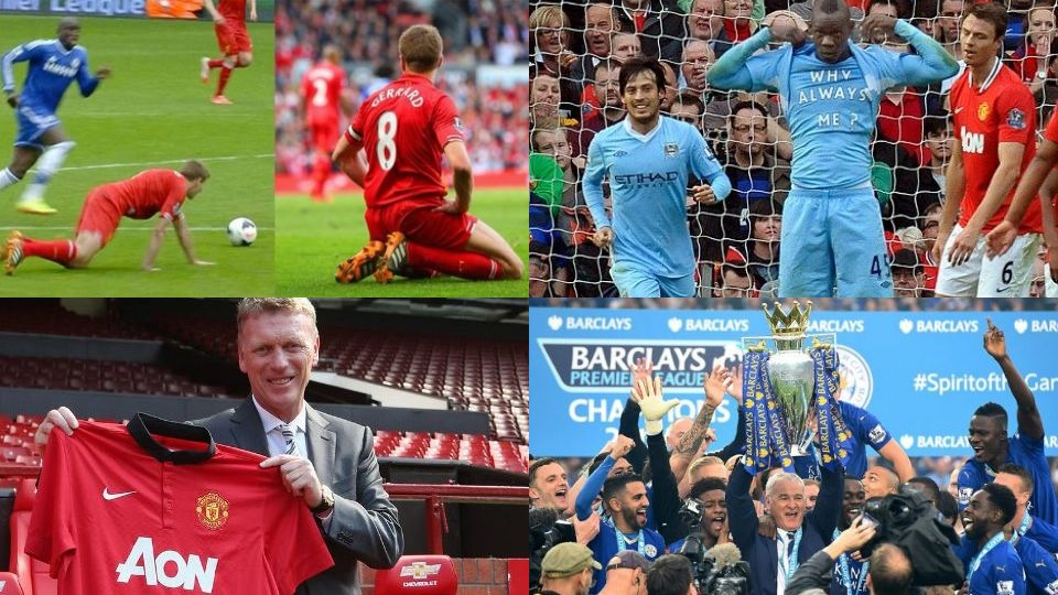 most iconic moments in the Premier League history