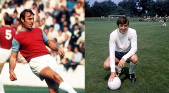 players who played for both Tottenham and West Ham