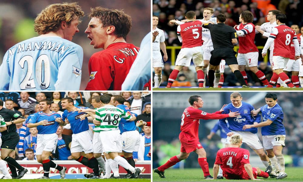 Biggest Football Rivalries In Britain