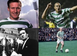 Top 10 Celtic Players Ever | Greatest Legends List