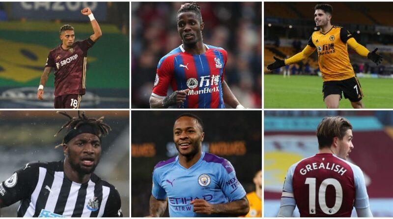 best dribblers in the Premier League