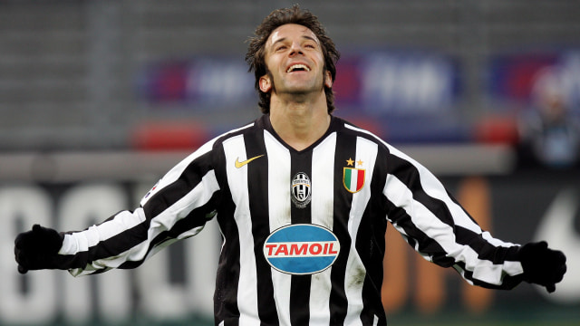 best Juventus players ever