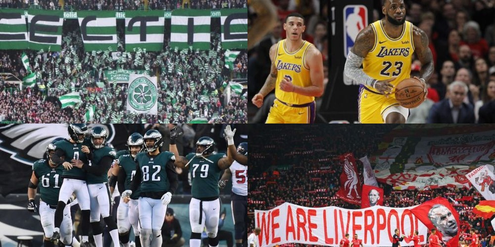 most passionate fan bases across all sports