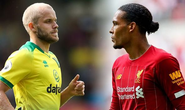Liverpool vs Norwich City Preview