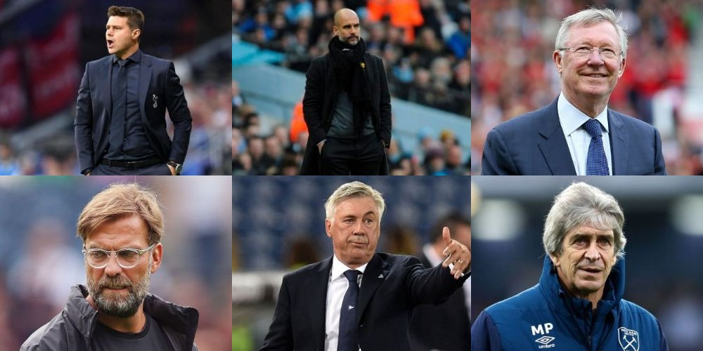 most successful Premier League managers ever