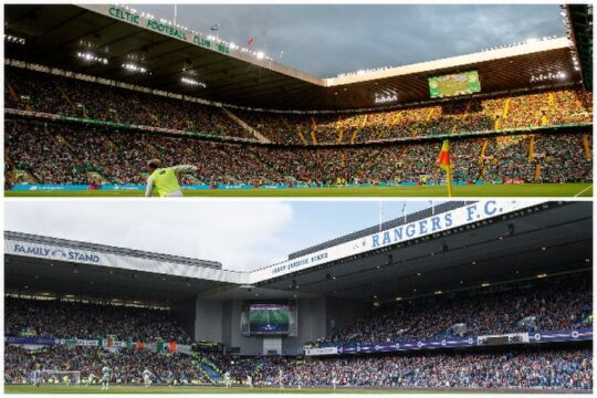 best stadiums in the Scottish Premiership