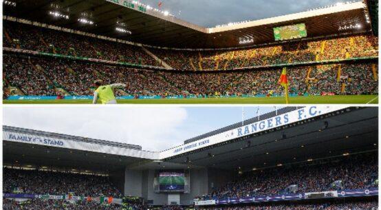 best stadiums in the Scottish Premiership