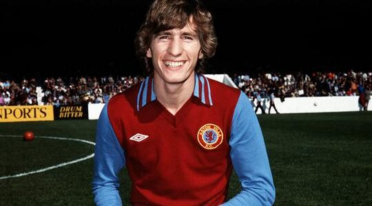 greatest Aston Villa players ever