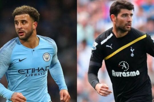 Players To Play For Both Tottenham and Manchester City