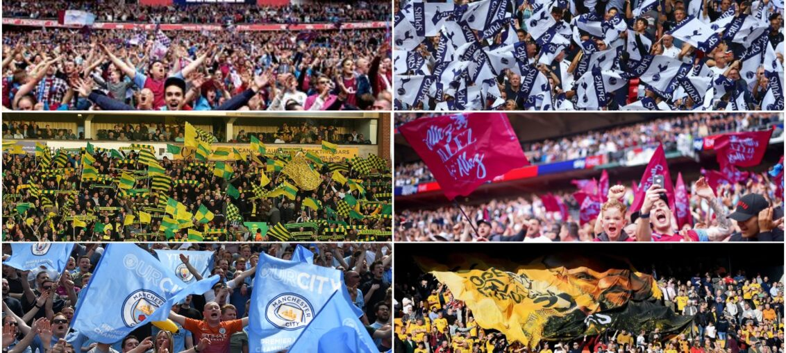 Premier League Clubs Ranked According to Attendance
