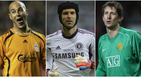 goalkeepers with most clean sheets in the PL history
