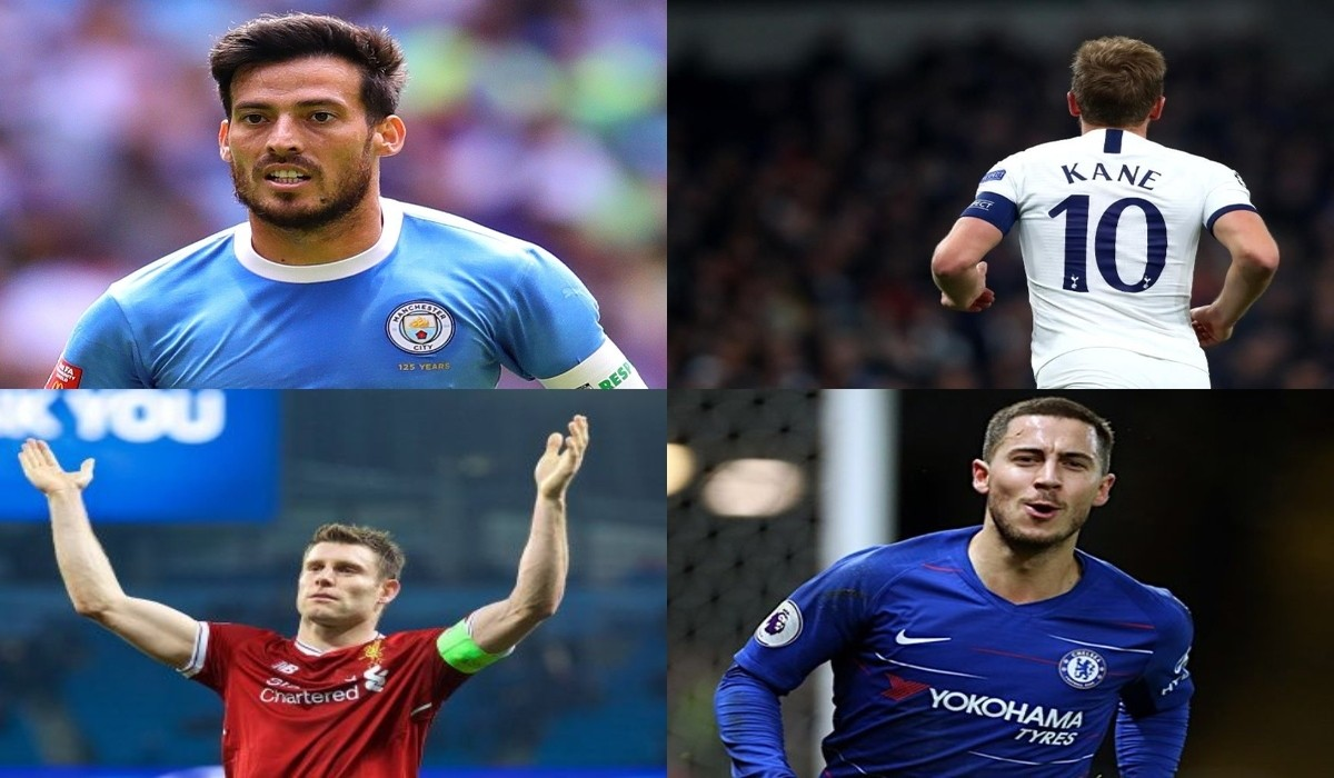 best Premier League players of the last decade