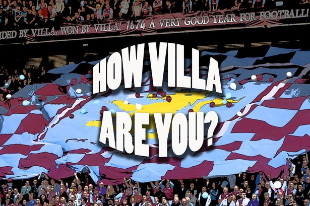 Aston Villa Quiz