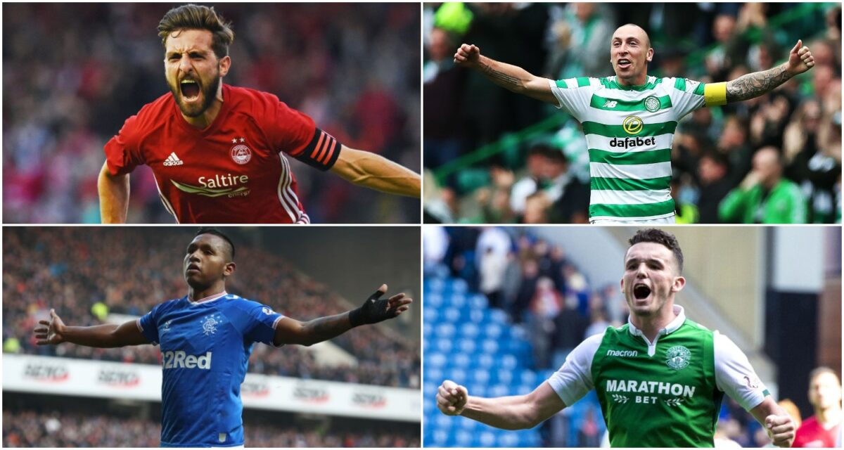 best Scottish Premier League players of the last decade