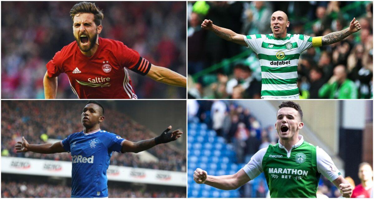 best Scottish Premier League players of the last decade