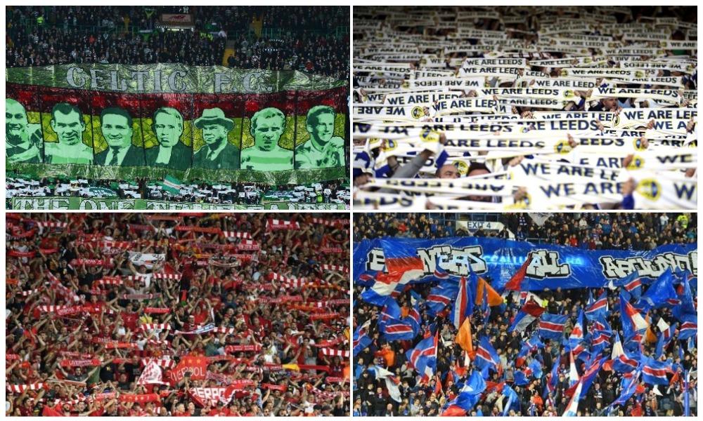 most loyal fan bases in the UK
