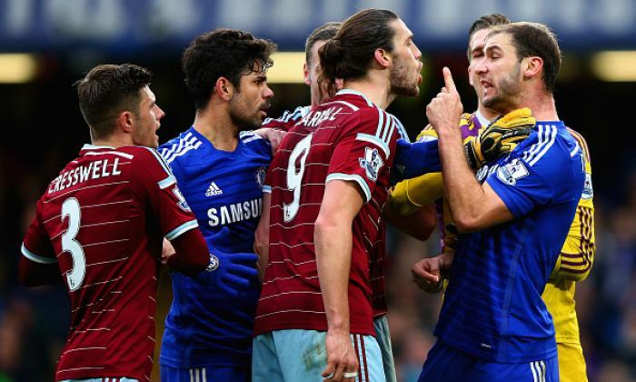 most hated rivals of West Ham