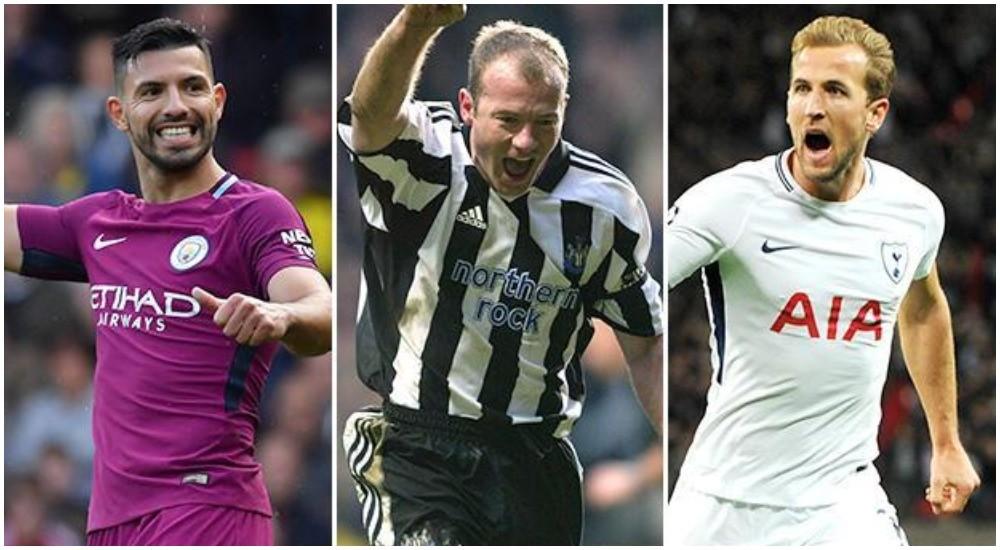 Best Strikers In The Premier League History