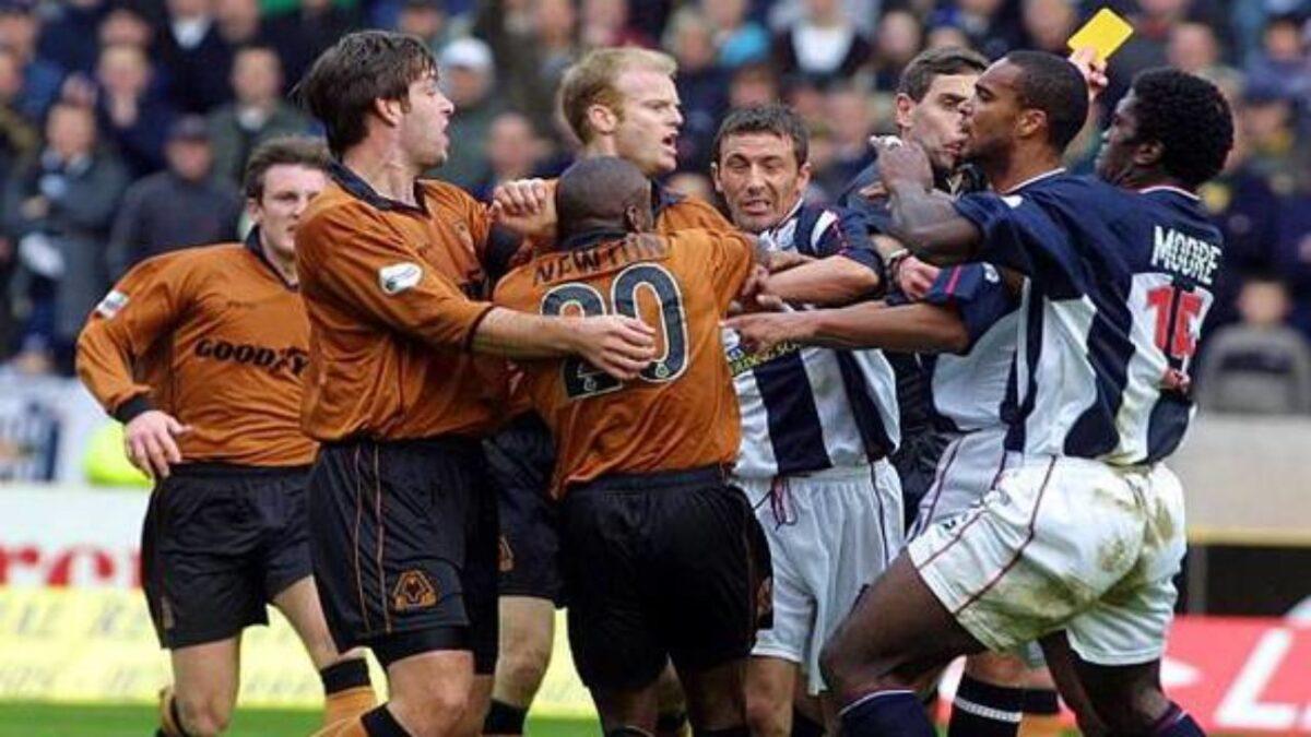 biggest football rivalries in Midlands