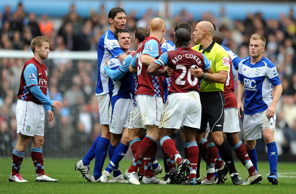 biggest rivals of Aston Villa