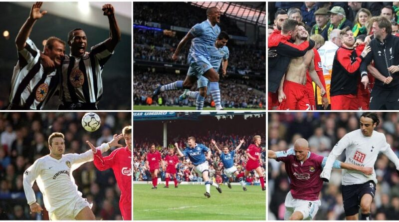 best Premier League matches ever