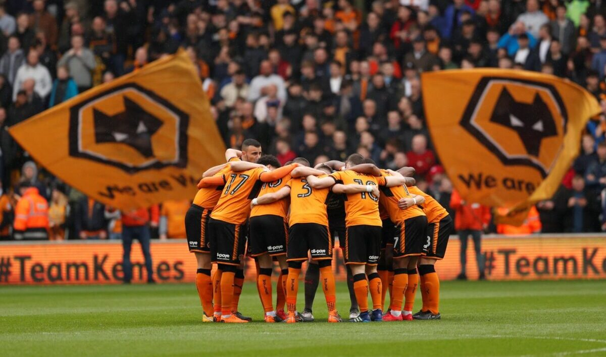 most hated rivals of Wolves