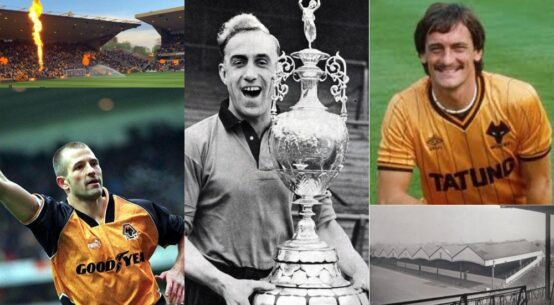 greatest Wolverhampton Wanderers XI of all time