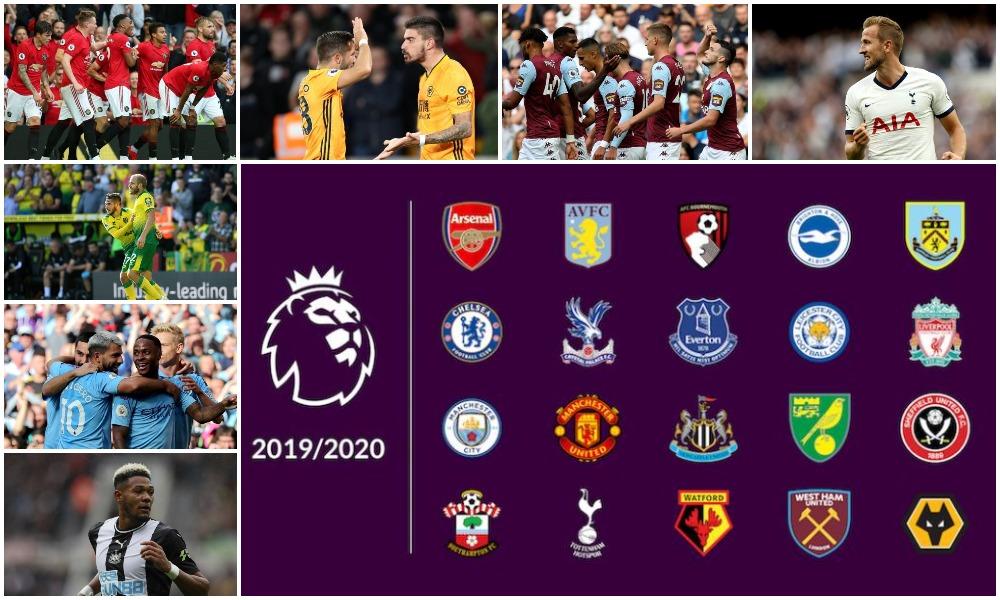 Premier League clubs based on market value