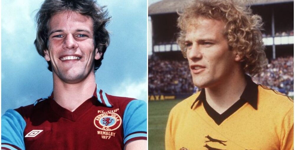played for both Aston Villa and Wolves