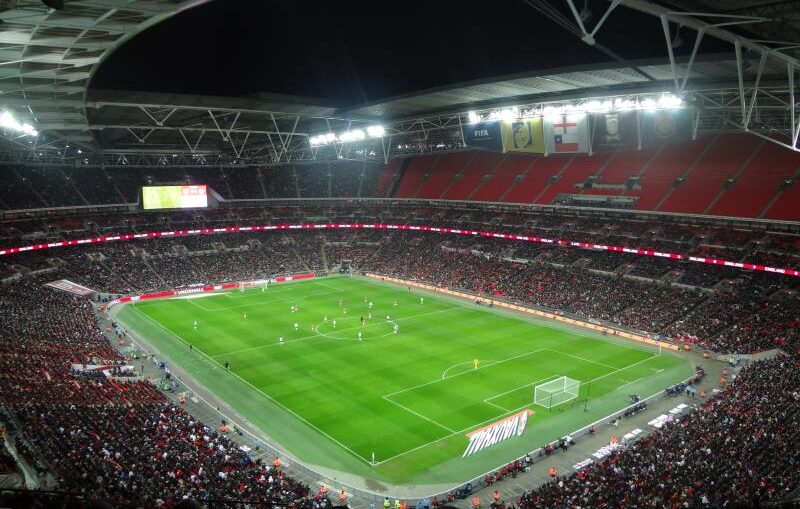 best football stadiums in England