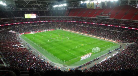 best football stadiums in England