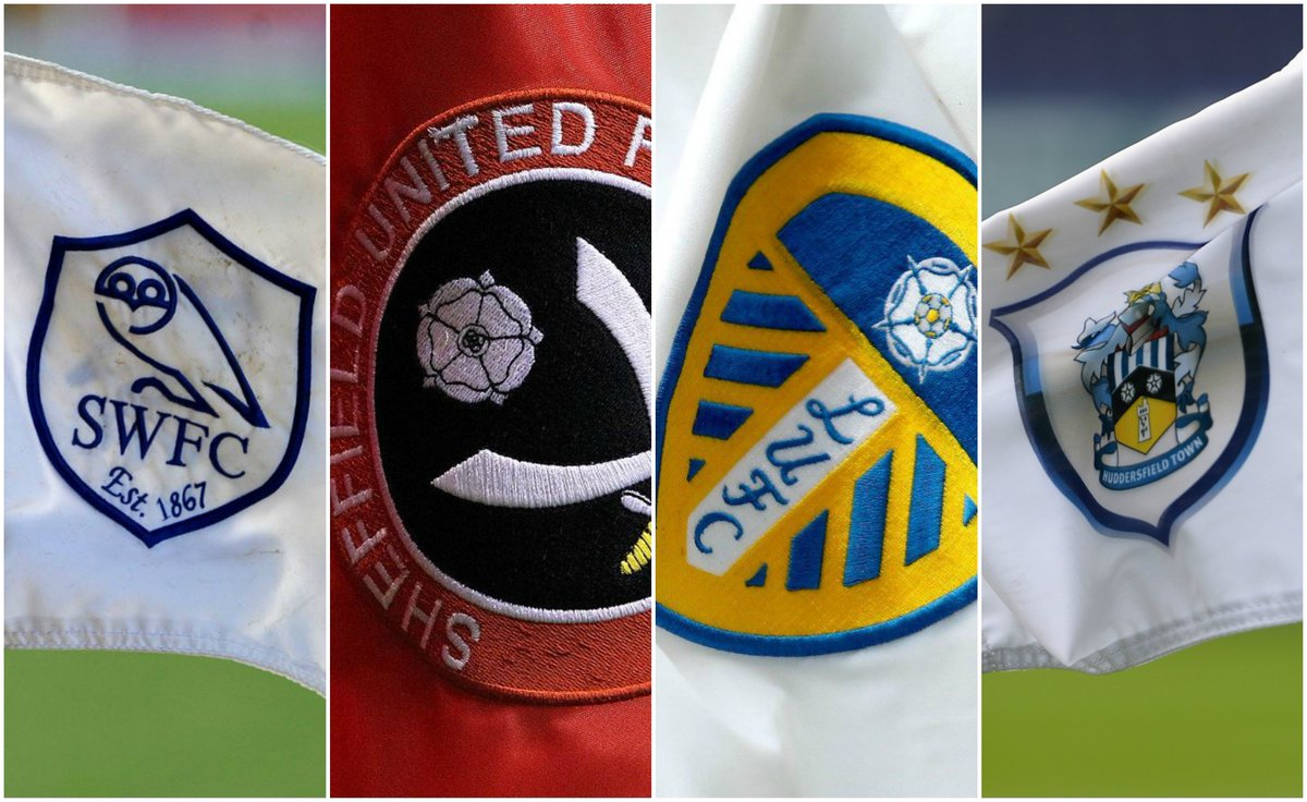 biggest football clubs in Yorkshire